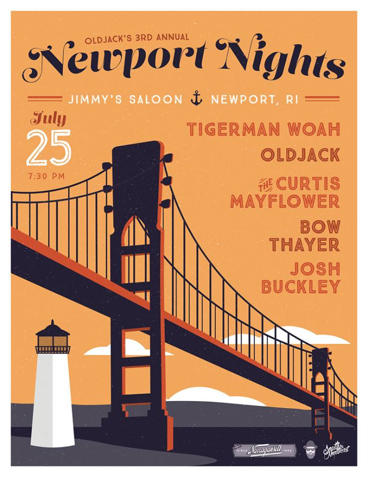 OldJack's 3rd Annual Newport Nights
